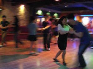 Sosa Club - Swing Dancers