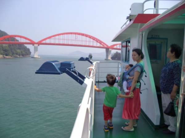 2013-06-16 Samcheonpo Sightseeing Cruise (23)