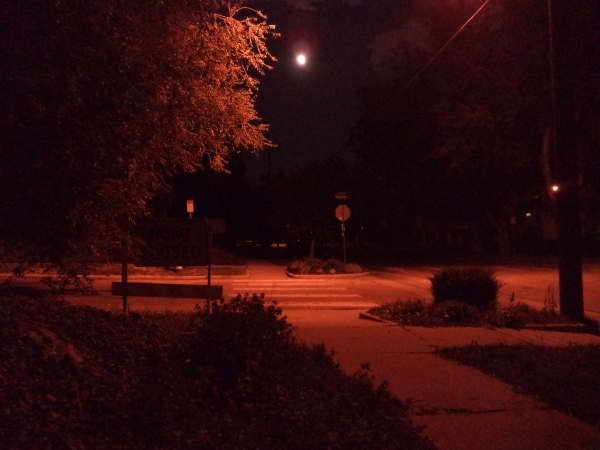 2013-08-23 Moon and Street Crossing