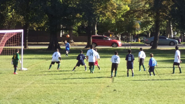 2013-09-25 Playing Soccer at Congress Park (6)