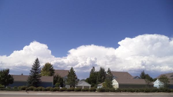 2013-09-06 Longmont Clouds