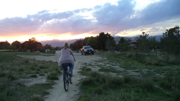 2013-10-02 Niwot Evening Bike Ride and Sunset (24)