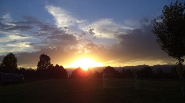 2013-10-02 Niwot Evening Bike Ride and Sunset (2)