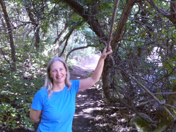 2014-09-07 Joan Gregerson Chautauqua McClintock Trail (30)
